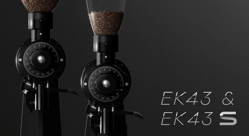 【EK43Sが気になる方】エスプレッソ用途でEK43Sを使用できるか?